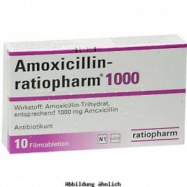 Amoxicillin antibiotika