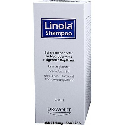 linola shampoo packungsinhalt 200 ml linden apotheken nierstein. Black Bedroom Furniture Sets. Home Design Ideas