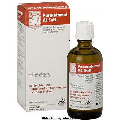 paracetamol al saft packungsinhalt 100 ml linden apotheken nierstein. Black Bedroom Furniture Sets. Home Design Ideas